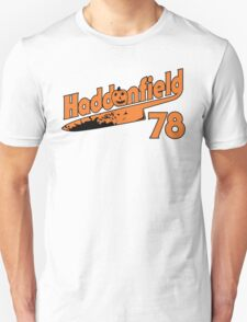 Haddonfiled High '78 Unisex T-Shirt