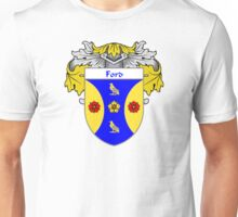 Ford Coat of Arms/Family Crest Unisex T-Shirt