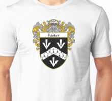 Foster Coat of Arms/Family Crest Unisex T-Shirt