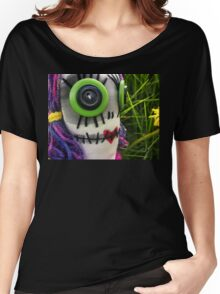 Beauty is in the eye of the beholder. Women's Relaxed Fit T-Shirt