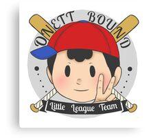 EarthBound Little League Canvas Print