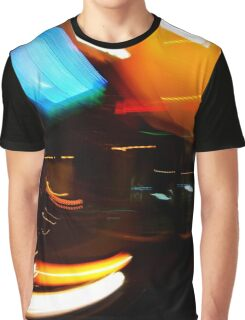 HongKong Splashinlights Graphic T-Shirt