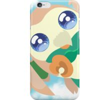 Rowlet Grass starter iPhone Case/Skin