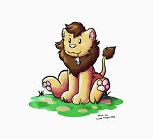 Lion caught a mouse Unisex T-Shirt