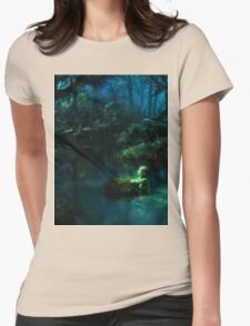 Night of Memories Womens Fitted T-Shirt