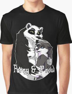 Proud Furry Graphic T-Shirt