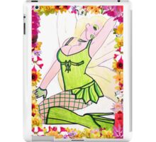 Tinkered with the Idea of Tinkerbell iPad Case/Skin