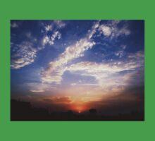 Sunset or Sunrise One Piece - Short Sleeve