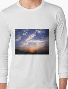 Sunset or Sunrise Long Sleeve T-Shirt