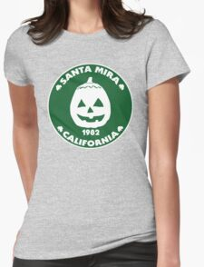 Santa Mira '82 Womens Fitted T-Shirt