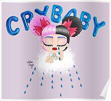 Chibi Melanie Martinez CRYBABY Poster