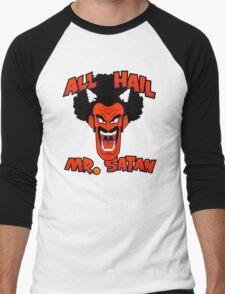 All Hail Mr. Satan Men's Baseball ¾ T-Shirt