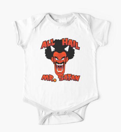 All Hail Mr. Satan One Piece - Short Sleeve
