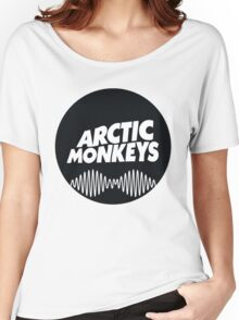 Artic Monkeys Women's Relaxed Fit T-Shirt