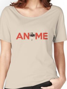 Anime Shirt Women's Relaxed Fit T-Shirt