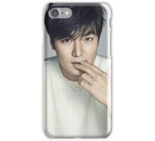 Lee Min Ho 1 iPhone Case/Skin