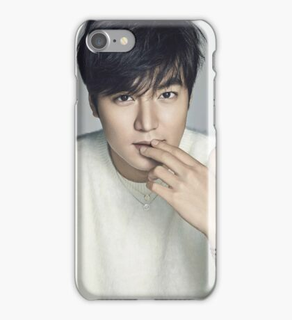 Lee Min Ho 1 iPhone Case/Skin