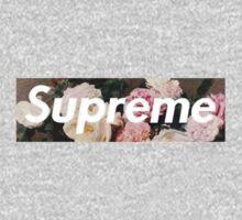 Supreme Floral Kids Tee