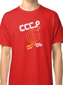 CCCP '86 Hockey Classic T-Shirt