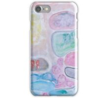 Winter abstract iPhone Case/Skin