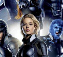 X Men: Apocalypse, defend Sticker