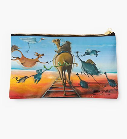 Ghan South Studio Pouch