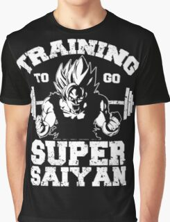Training to go SS Graphic T-Shirt