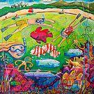 Sanctuary by ART PRINTS ONLINE         by artist SARA  CATENA