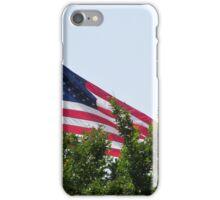 American Flag 2  iPhone Case/Skin