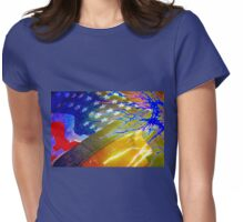 American beauty, through celebration and sorrow Womens Fitted T-Shirt