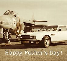 Happy Father's Day! (Vintage Aston) by Maree Clarkson