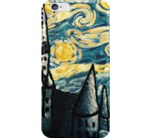 Starry Night Over Hogwarts iPhone Case/Skin