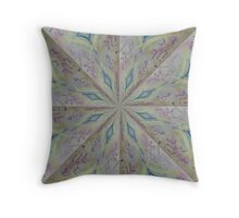 Crown Chakra Mandala  Throw Pillow