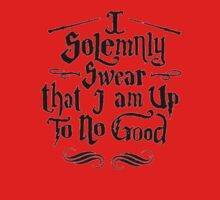 I Solemnly Swear I Am Up To No Good Baby Tee
