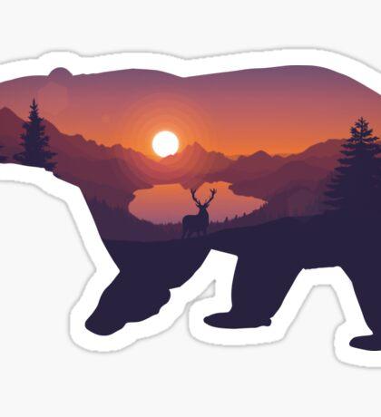 C   A   N   A   D   A Sticker