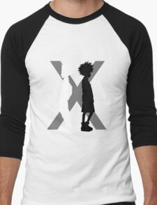 The Light and the Shadow Men's Baseball ¾ T-Shirt