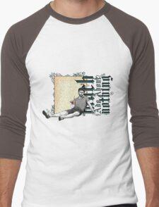 Shakespeare Much Ado About Nothing David Tennant Benedick Men's Baseball ¾ T-Shirt