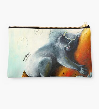 Tree Hugger Studio Pouch