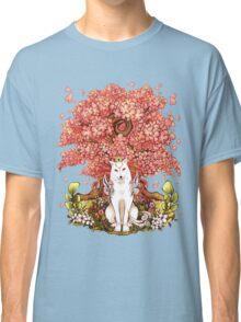 OKAMI & SAKURA Classic T-Shirt