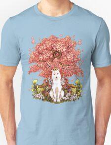 OKAMI & SAKURA T-Shirt