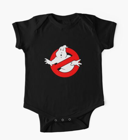 Ghost Busters One Piece - Short Sleeve
