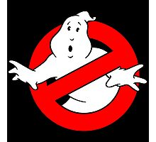 Ghost Busters Photographic Print