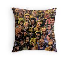 Preacher Comic book Throw Pillow