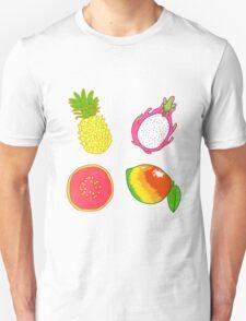 Tropical Fruit Unisex T-Shirt