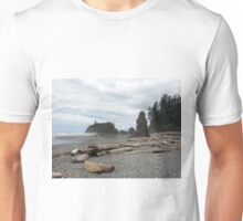Ruby Beach - Washington Unisex T-Shirt