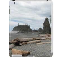 Ruby Beach - Washington iPad Case/Skin