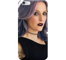 Punk Gillian iPhone Case/Skin