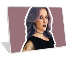 Punk Gillian Laptop Skin