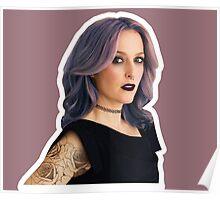 Punk Gillian Poster