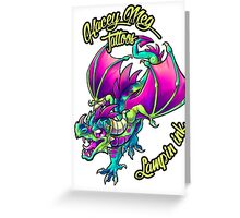 Kacey Meg Tattoos Greeting Card
